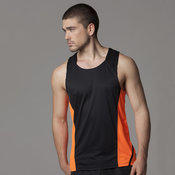 Cooltex® Mens Running Vest by Gamegear®